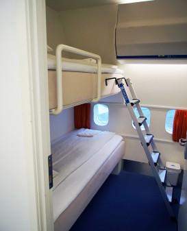 two bed dorm room jumbo stay
